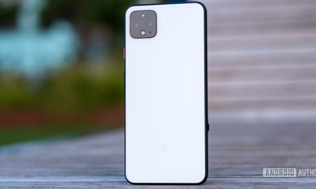 La parte posterior de cristal de Google Pixel 4 XL se despega para algunos usuarios