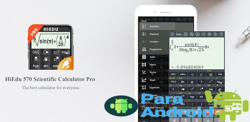 HiEdu Scientific Calculator Pro – Apps on Google Play