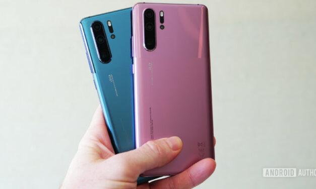 Estos teléfonos Huawei y Honor podrían recibir una actualización EMUI 11 este año
