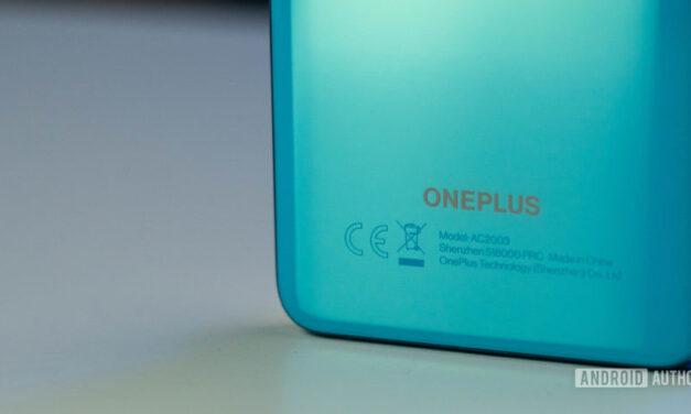 Otro teléfono OnePlus de gama media podría estar en camino, empacando Snapdragon 690