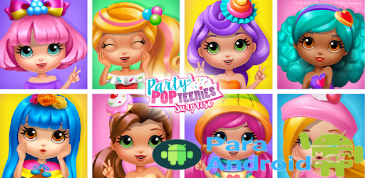 Party Popteenies Surprise – Rainbow Pop Fiesta