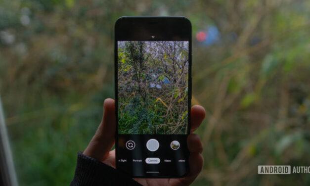 Desde el desenfoque de movimiento hasta el zoom de audio, esto es lo que Google podría aportar a Pixels pronto