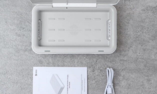El esterilizador de teléfonos inteligentes Samsung se está globalizando. ¿Puede matar el coronavirus?
