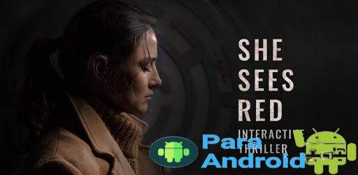 She Sees Red – Interactive Thriller