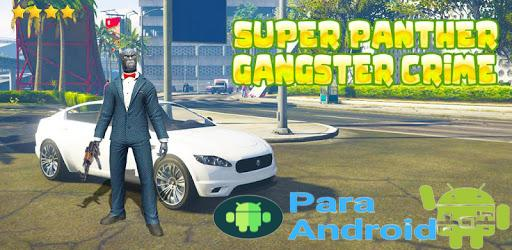 Super Panther Gangster Mafia crime