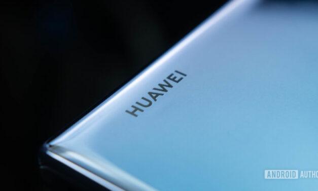 Huawei quiere una huella digital de pantalla completa, una cámara integrada en el mismo teléfono