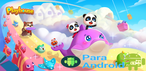 Baby Panda's Playhouse – Apps on Google Play