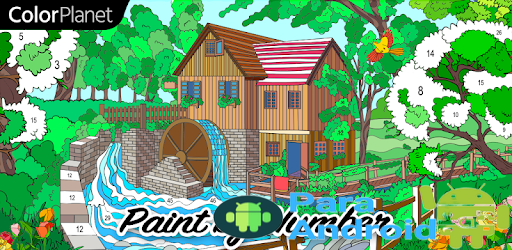 ColorPlanet: Paint by Number, Free Puzzle Games