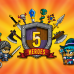 Five Heroes: The King's War