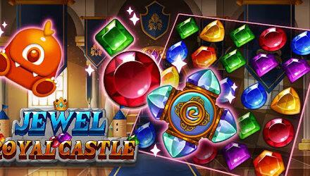 Jewel Royal Castle: Match3 puzzle