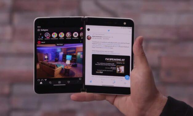Microsoft Surface Duo presentado en 30 minutos. vídeo