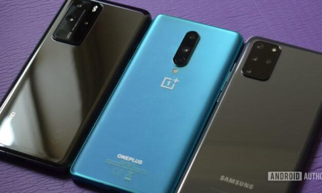 Las ventas de teléfonos inteligentes cayeron en el segundo trimestre de 2020