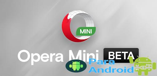 Opera Mini browser beta – Apps on Google Play