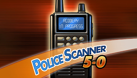 Police Scanner 5-0 – Apps on Google Play