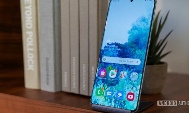 ¡Concurso internacional Samsung Galaxy S20 Plus!