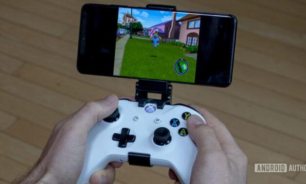 Encuesta: ¿Usas un controlador de Android para juegos?