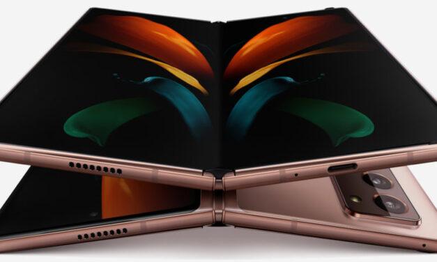 Las nuevas representaciones de Samsung Galaxy Z Fold 2 dejan poco a la imaginación