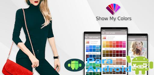 Show My Colors – Seasonal Color Palettes