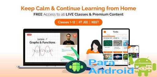 Vedantu: LIVE Learning App | Class 1-12, JEE, NEET