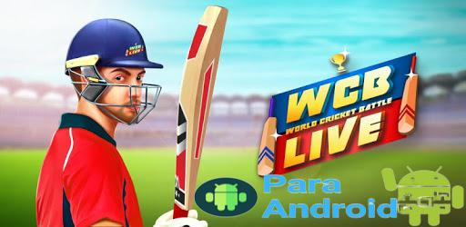 WCB LIVE Cricket Multiplayer: PvP Cricket Clash