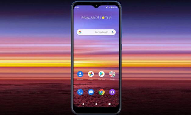 AT&T Radiant Max es un nuevo teléfono Android económico