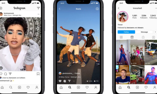 La respuesta de Instagram a TikTok, Reels, se lanza en los EE. UU.