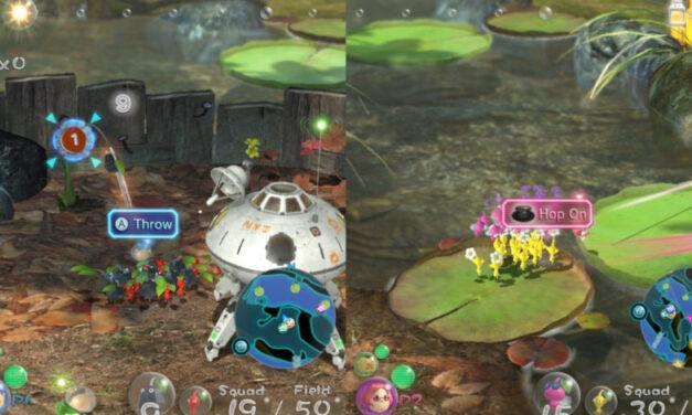 Pikmin 3 Deluxe trae un clásico de vuelta a la vida para Nintendo Switch el 30 de octubre