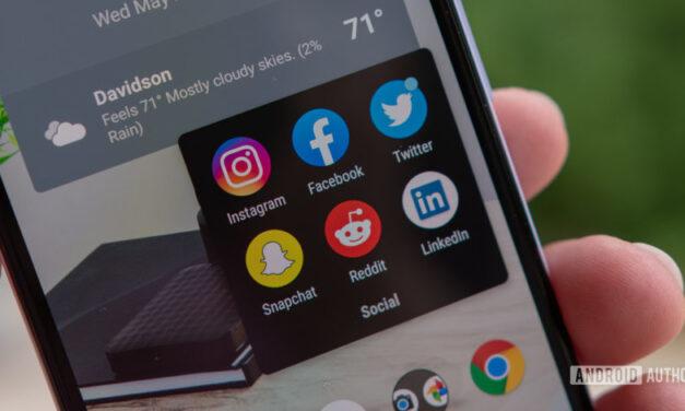 La empresa reveló casi 235 millones de visitas a las redes sociales