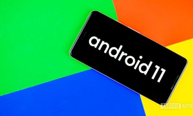 Google mantendrá abierto el programa beta de Android 11 para actualizaciones preliminares