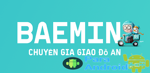 BAEMIN – Food delivery app