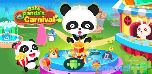 Baby Panda's Carnival – Christmas Amusement Park