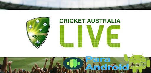 Cricket Australia Live – Apps on Google Play