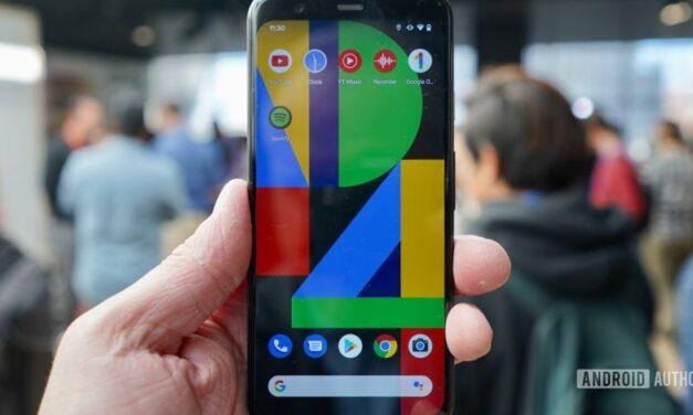 ¡Concurso internacional Google Pixel 4!