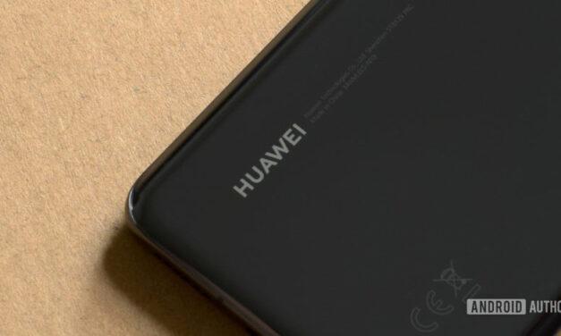 Los futuros teléfonos Huawei podrían tener cámaras traseras dispuestas transversalmente