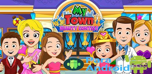 My Town : Beauty Contest – Girls Dress up & makeup