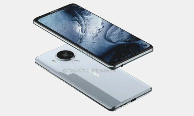 Nokia 7.3 con Snapdragon 690, cuatro cámaras de 48MP filtradas en representaciones
