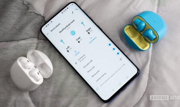 La aplicación OnePlus Buds se cuela en los teléfonos existentes, los usuarios la están revisando
