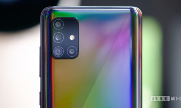 Samsung Galaxy F podría ser la nueva serie de teléfonos con cámara de la compañía