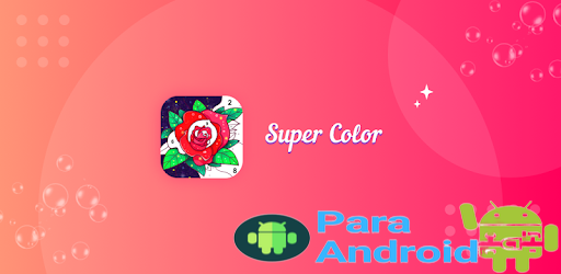 Super Color – Paint by Number, Free Puzzle Game