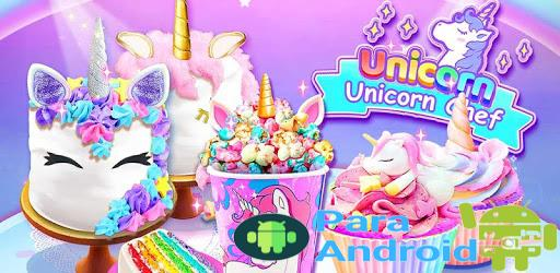 Unicorn Chef: Cooking Games for Girls