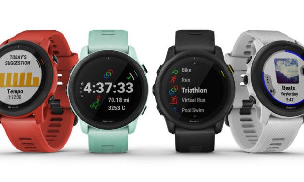 El reloj deportivo Garmin Forerunner 745 te ayuda a entrenar para la gran carrera