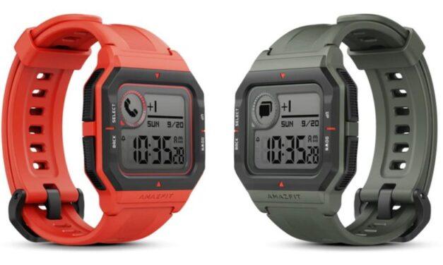 Amazfit Neo es un reloj inteligente de fitness de bajo presupuesto en un cuerpo retro