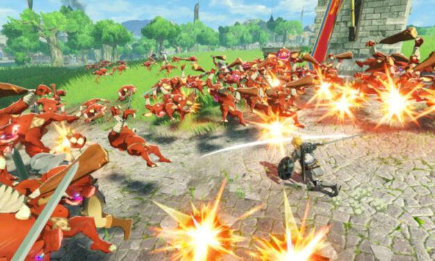 Hyrule Warriors: Age of Calamity es una precuela de Switch de Breath of the Wild