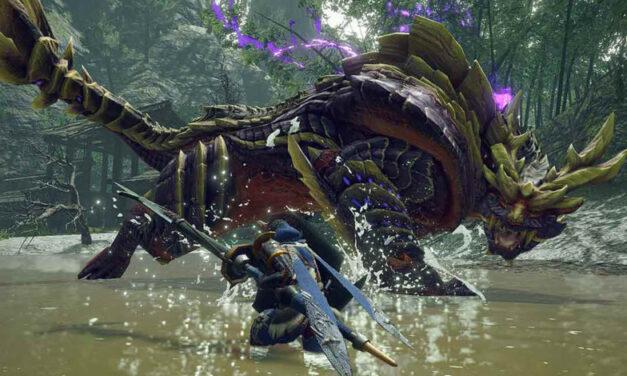 Monster Hunter Rise devuelve la vida a un juego clásico en Nintendo Switch
