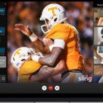 Sling es el primer servicio de TV en vivo que te permite chatear por video con amigos