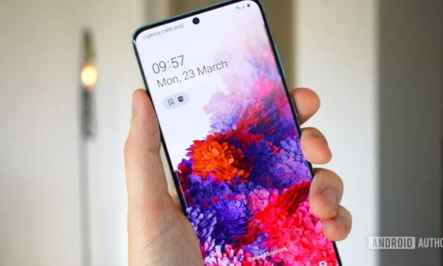 Samsung Galaxy S20 obtiene $ 320 de descuento antes de Amazon Prime Day 2020
