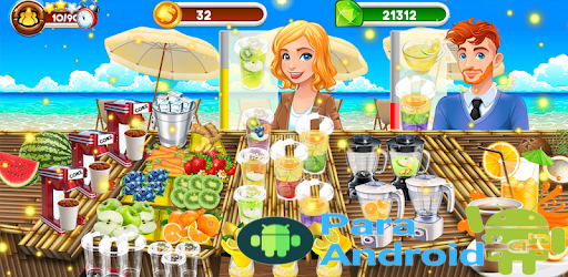 Drinks Maker: Coffee Shop Juice Tycoon Fresh Cafe