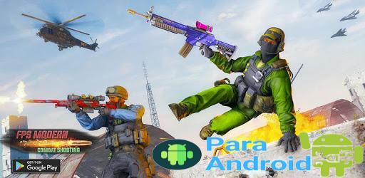 FPS Commando Shooting Mission: Free Shooting Games