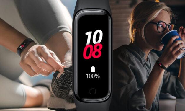 Samsung Galaxy Fit 2 reclama 3 semanas de duración de la batería