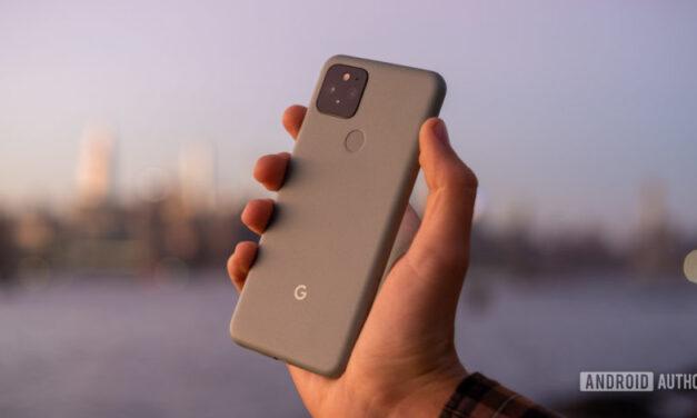 Pruebe esta aplicación si le falta la función Active Edge de Google en su Pixel 5